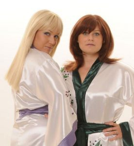 Mama Mia It's Spellbinding Tribute Artists Abba Magic