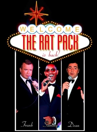 Rat Pack Cover Act