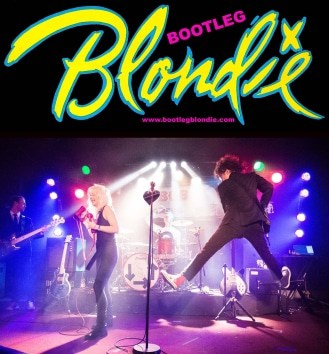 blondie tribute band bootleg blondie