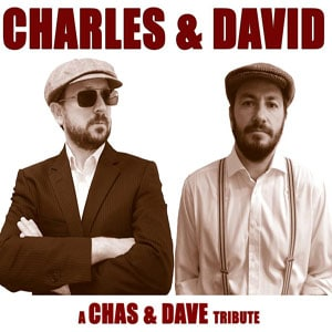 Rabbit, Rabbit! – Chas And Dave Tribute Act Charles And David