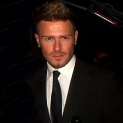 David Beckham Top Celeb Lookalike – Andy