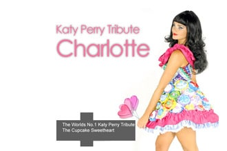 Katy Perry Tribute Act