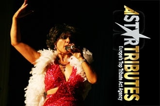 shirley bassey tribute act