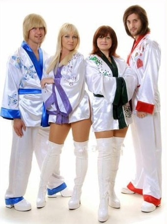 Abba Tribute Band AM Full Band