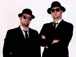 Blues Brothers Tribute Act – Jake And Elwood Hit Town!