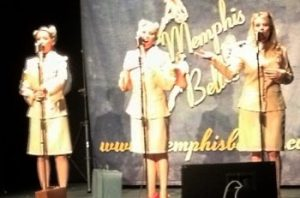 Boogie Woogie Bugles! – Memphis Belles 40s Wartime Singing Sensations