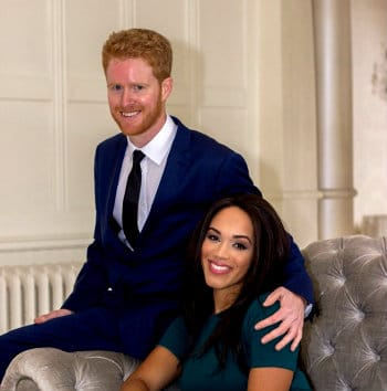 A Touch Of HRH Royalty – Harry and Meghan Impersonators Extraordinaire