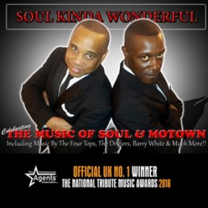 Drift Away! – Soul Kinda Wonderful Drifters Tribute Band