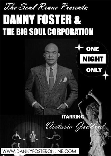 The Big Soul Corporation starring Danny Foster and Victoria Goddard