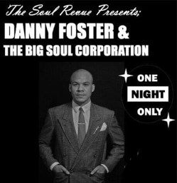 Big Soul Corporation In Action – Danny's Cool Tribute