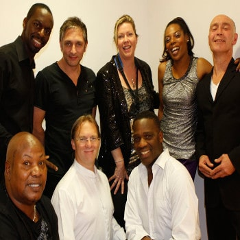 Edwin Starr Band with Angelo Starr