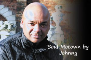 The Midnight Soul Train – Motown Tribute Johnny Amobi
